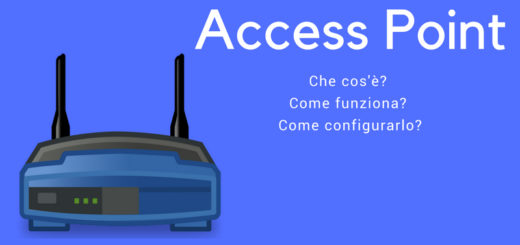 Access Point come funziona